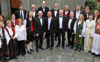 Vårkonsert på Troldhaugen