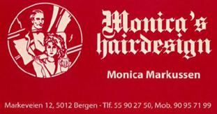 Monica's hairdesign
